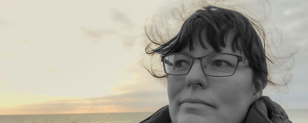 Skribent och krönikör Kim C Lundin