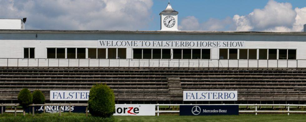 En av världens finaste gräsbanor bjuder in till hästfest – Falsterbo Horse Show är här! Foto: Kim C Lundin