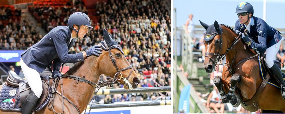 Henrik von Eckermann och superstoet Toveks Mary Lou. Foto: Fredrik Jonsving