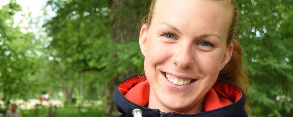 Denise Ljungkvist. Pressbild