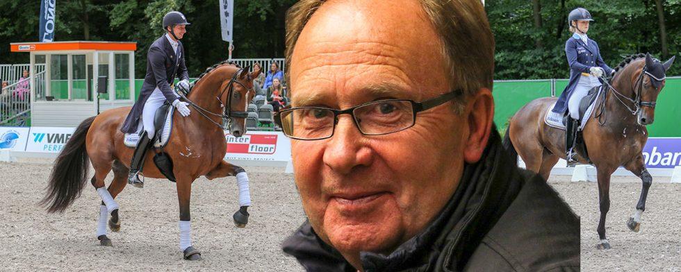 Seger för Patrik Kittel och Well Done de la Roche CMF, förbundskapten Bo Jenå samt Juliette Ramel och Buriel K.H. Foto: Kim C Lundin