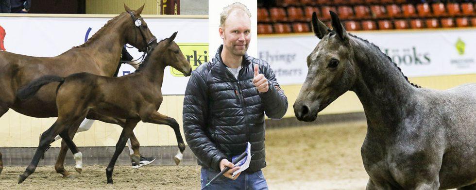 Prelude CML och Bravicii BC omger selektionsansvarige Andreas Jönsson. Foto: Kim C Lundin