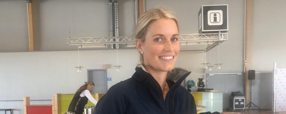 Josefine Birkebro väljer islandshäst. Hör henne berätta varför. Foto: Angelica Forsberg