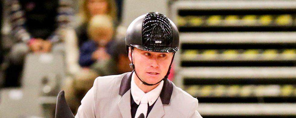 Jens Wickström ska förvalta auktionens dyraste häst. Foto: Fredrik Jonsving