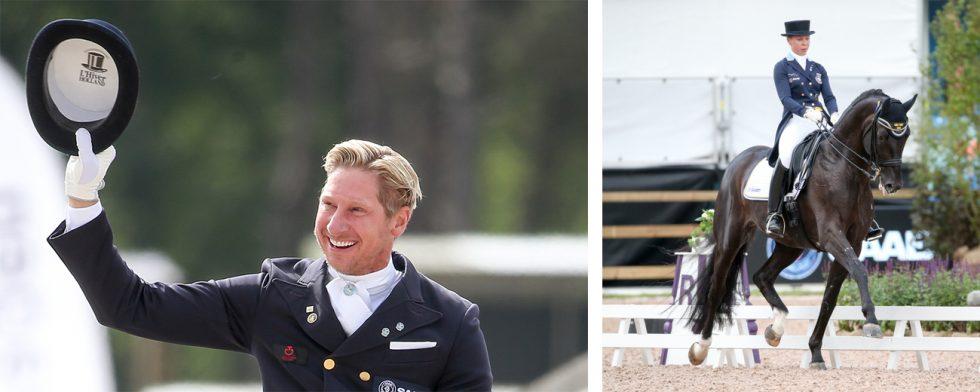 Patrik Kittel och Therese Nilshagen kommer till Friends. Foto: Fredrik Jonsving