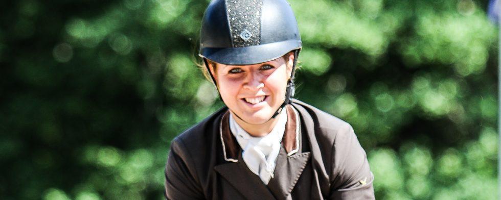 Ridenews bloggare Sofie Relande. Foto: Kim C Lundin