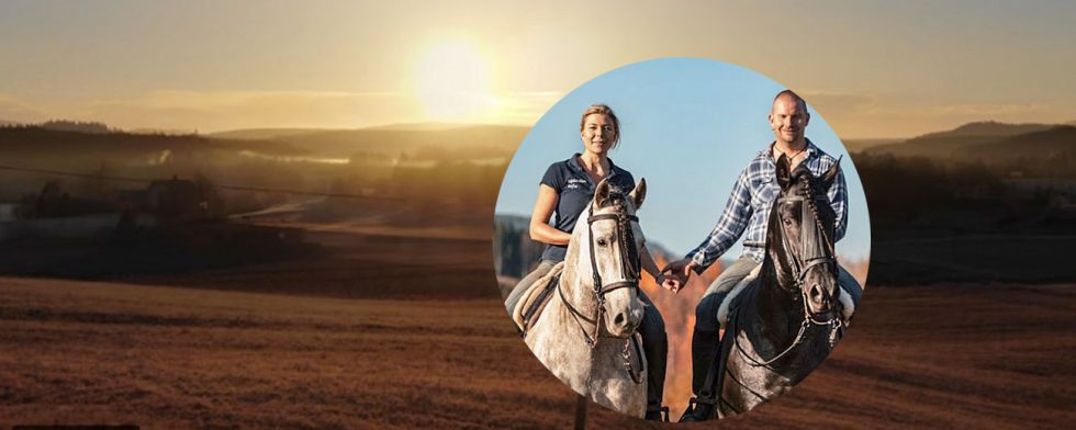 Så vackert, kolla in filmen från Gårdtjärn, nu lite kallare än när Sofia Eriksson och Vladimir Drybcak tog sin profilbild. Foto: Privat