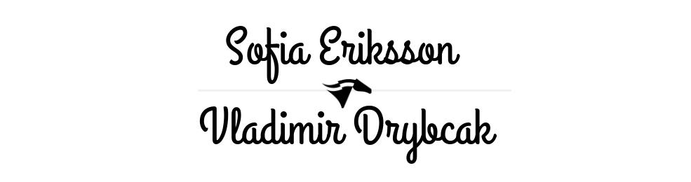 Sofia Eriksson & Vladimir Drybcak