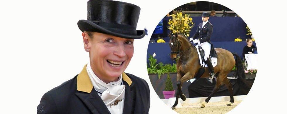Isabell Werth och Patrik Kittel och Delaunay OLD. Foto: Mip Media Mikael Persson / Horsemail.fi Margit Ticklén