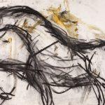 Teckningarna och målningarna i utställningen kommer från Thomas Christenson.