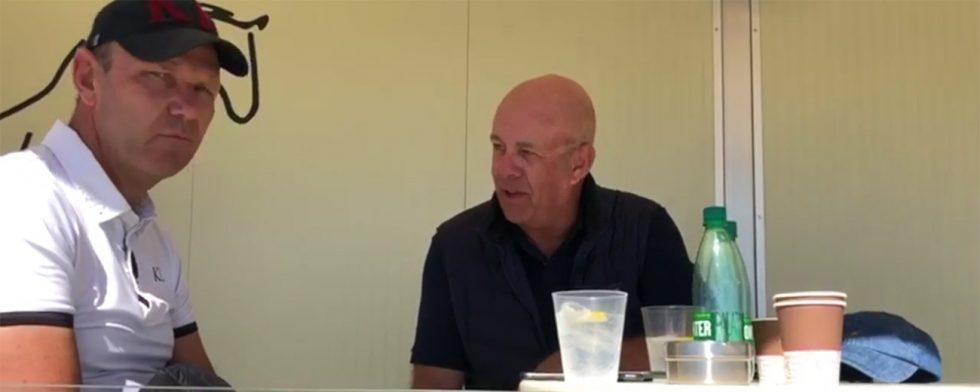 I Sylve Söderstrands första blogginglägg intervjuas Geir Gulliksen, Norge om smittrisken och norrmännen som rest ner till Oliva.