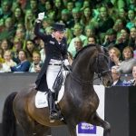 Helen Langehanenberg - Damsey FRH The Dutch Masters - Indoor Brabant 2019 Foto: FEI © DigiShots