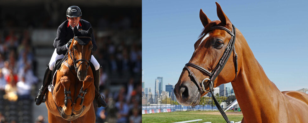Ben Maher och Explosion W. Foto Dean Mouhtaropoulos/Getty Images for FEI, Stefano Grasso/LGCT