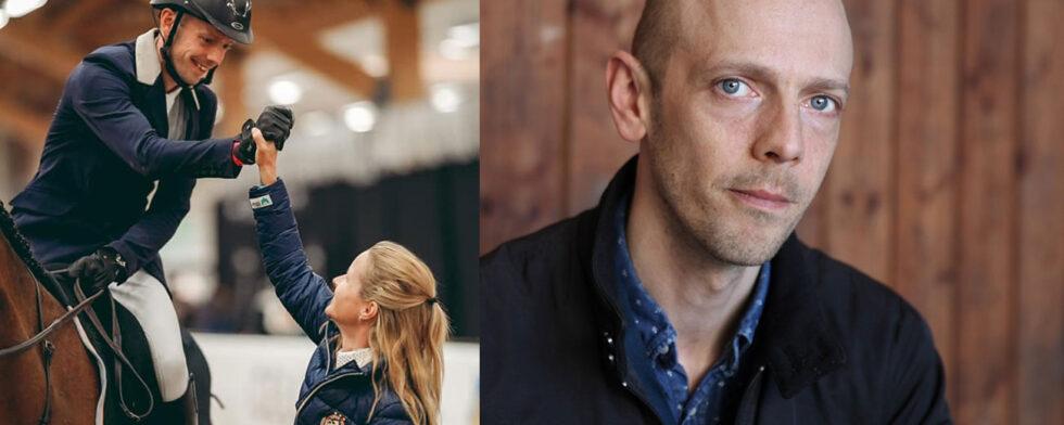 Foto Isak Rautenberg/Jönköping Horse Show, Catharina Hansson