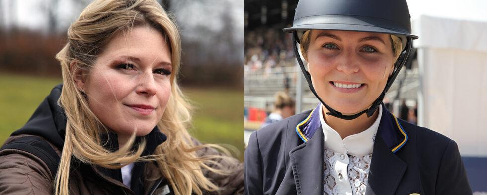 Stephanie Holmén, Sissela Smith. Foto Catharina Hansson