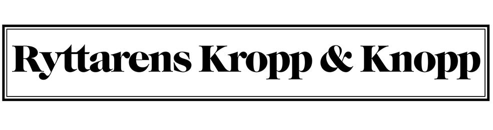 Ryttarens Kropp & Knopp med Mari Zetterqvist Blokhuis & Lotta Wanning