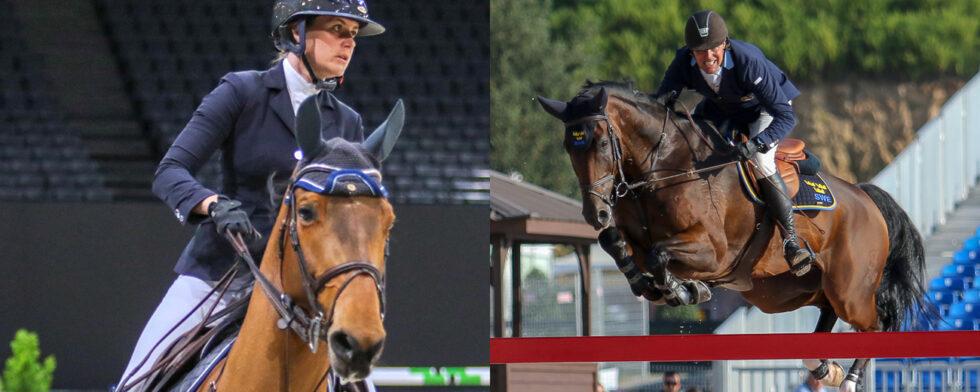 Charlotte McAuley, Fredrik Jönsson