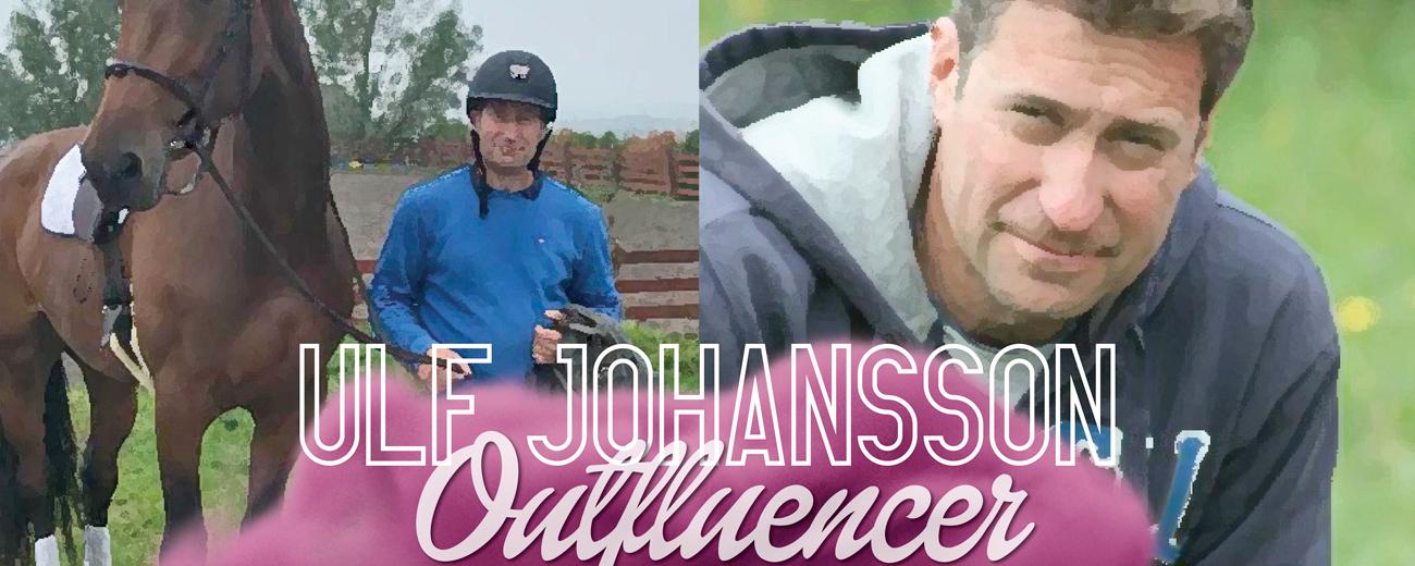 Ulf Johansson – outfluencer