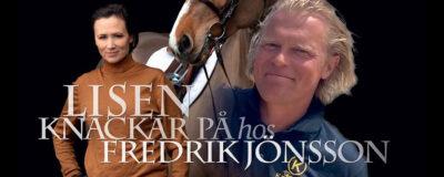Lisen knackar på Fredrik Jönsson