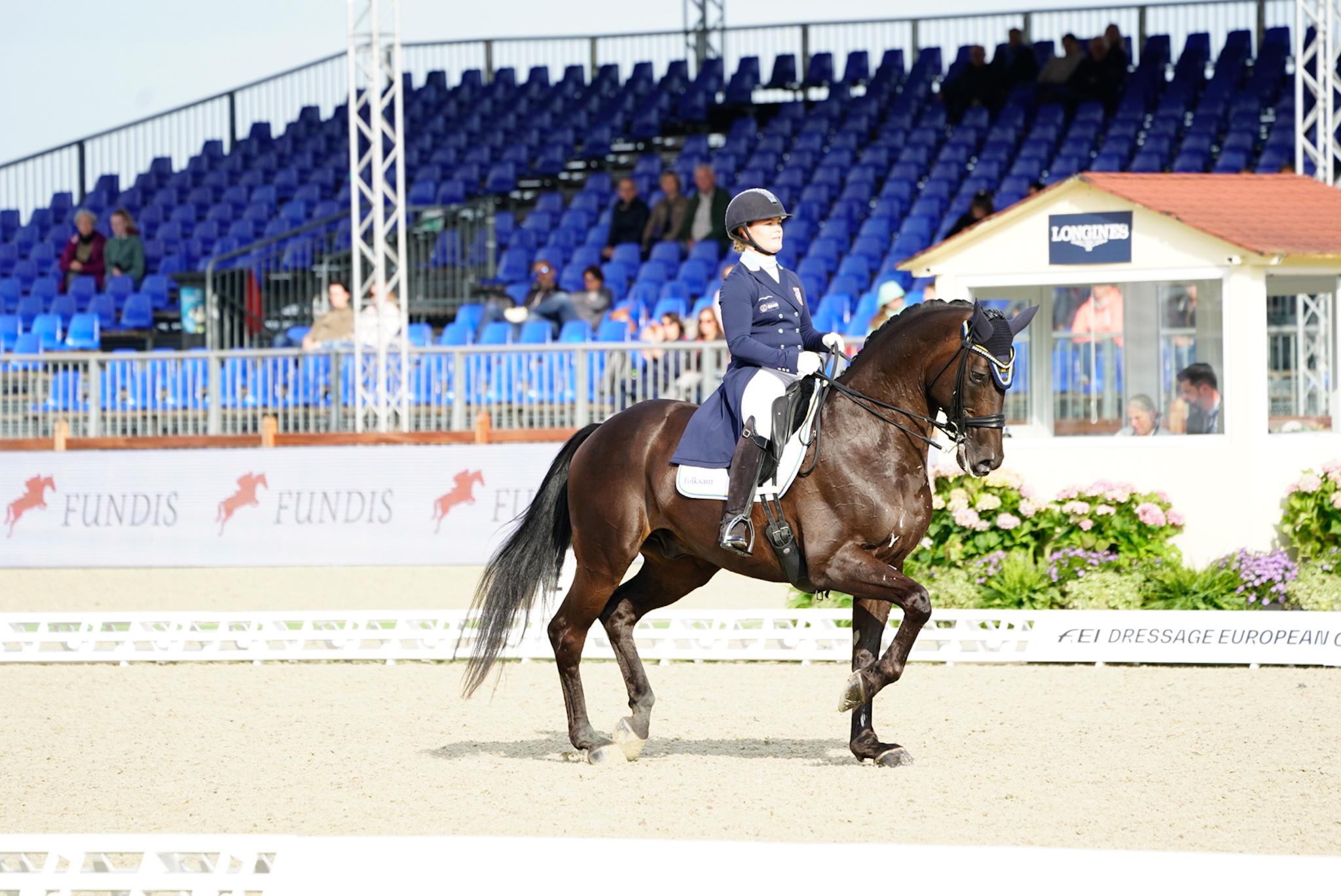 Lina Dolk - Languedoc EM U25 2021